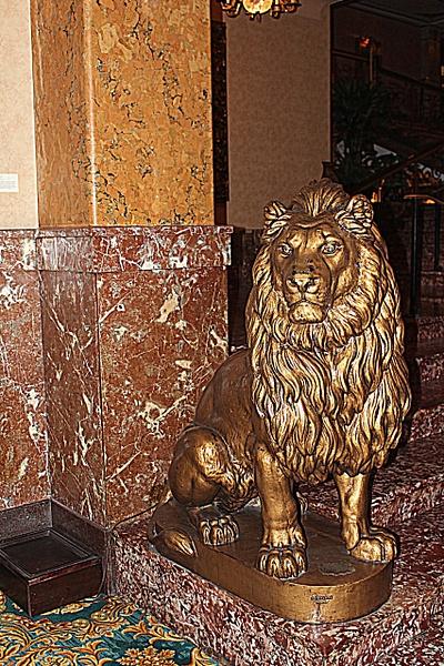 MIL12_Pfister lion by James Bickler