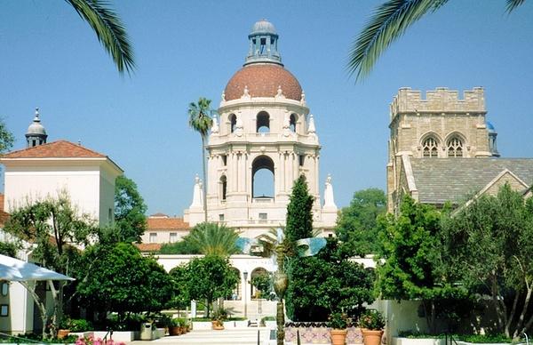Pasadena City Hall 1 by James Bickler