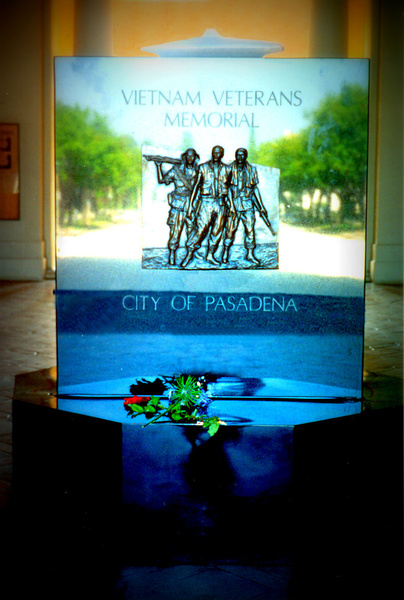 Memorial Pasadena-002 by James Bickler