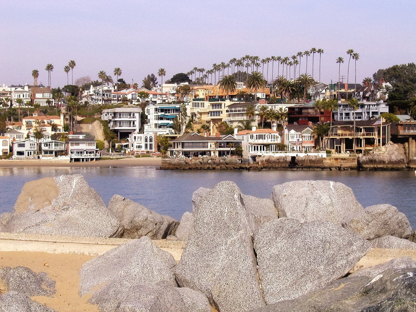 View from Balboa E by James Bickler