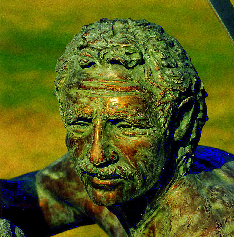 PS Bronze Man 4x4-001