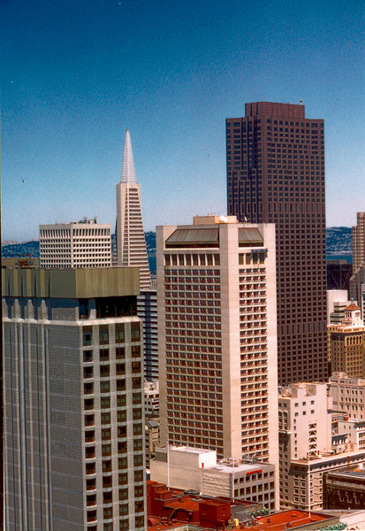 San Francisco 1997_pe by James Bickler