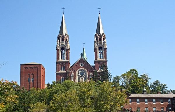 Basilica by James Bickler