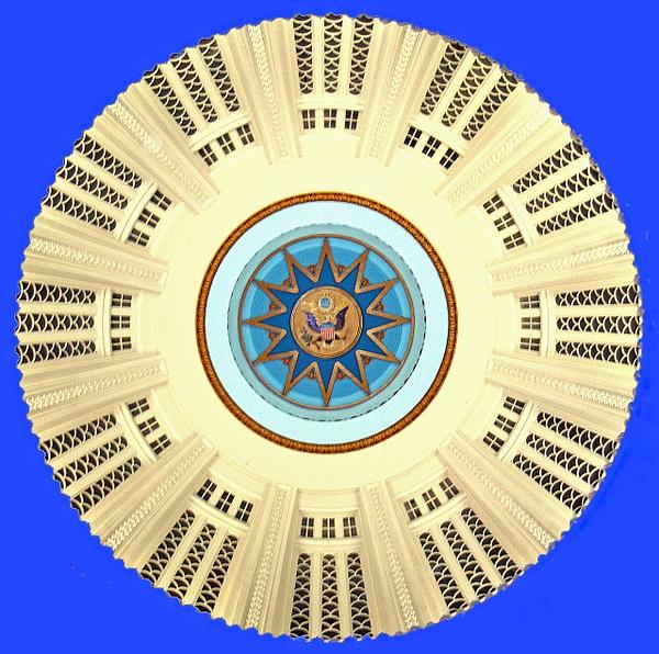 CH Rotunda Dome 4 by James Bickler