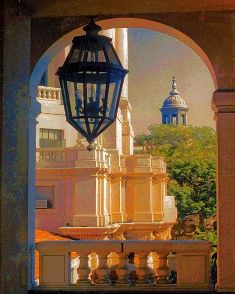 Pasadena City Hall 3 copy_pe by James Bickler
