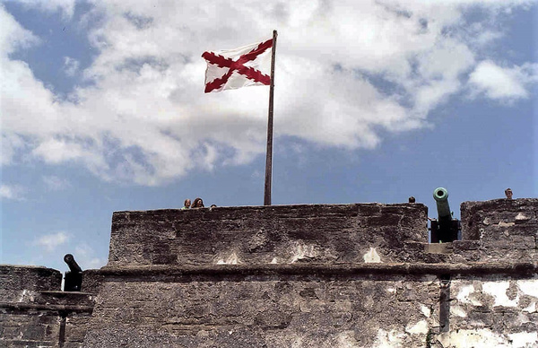 2011SA Fort 18 by James Bickler