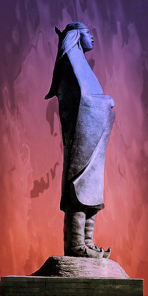 Arizona_Indian_1993_pe_pe by James Bickler