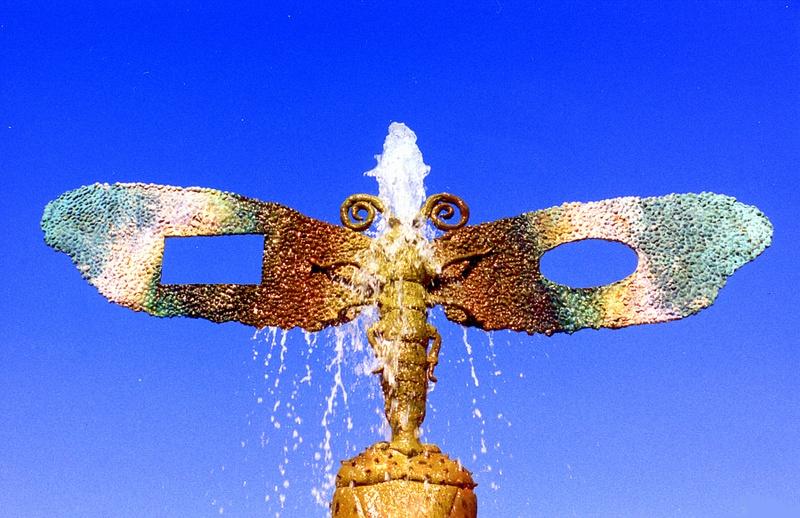 Pasadena Fountain-001