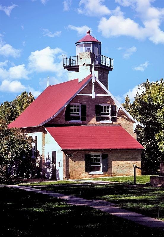 Door Cty Lighthouse-1A