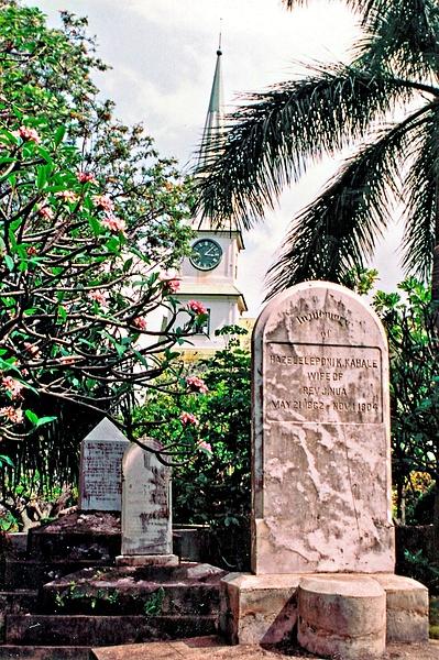 Gravestone Maui_pe by James Bickler