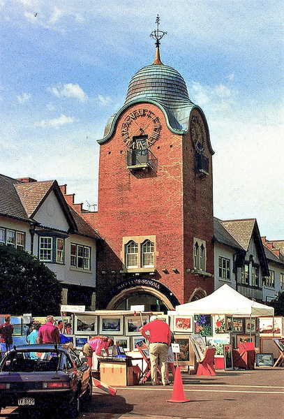 Lake Forest Art Fair by James Bickler