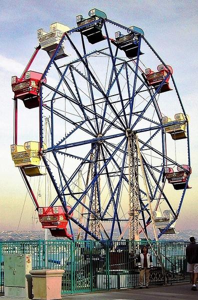 Balboa Ferris Wheel_pe by James Bickler