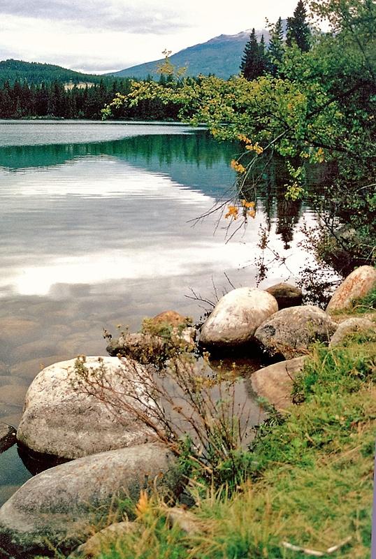 Jasper, Canada 1993 (2)