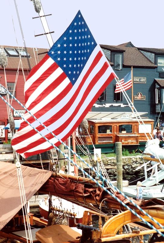 Newport, RI Flag