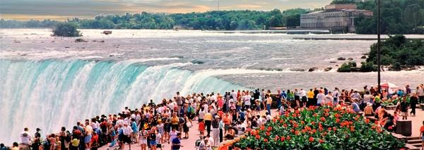 Niagara Falls_pe by James Bickler