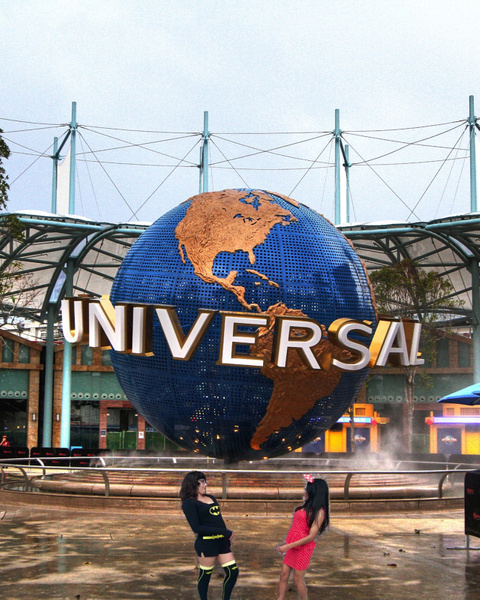 Universal.Studios. by KarinaValenzuela60082