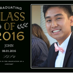 5 Graduation Invitations