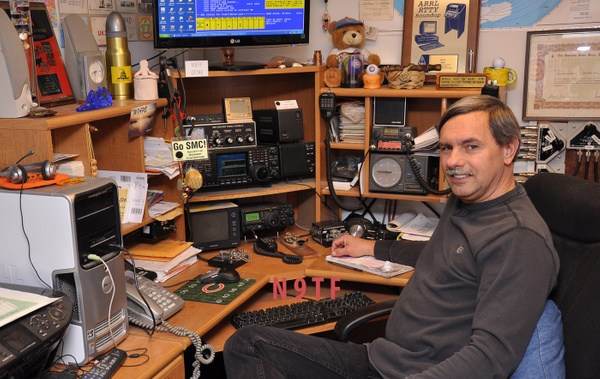 N9TF Station January 2013, 756 ProIII, FT 897D, DR-235,...