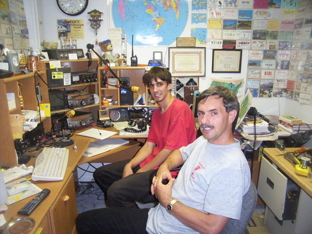 N9TF KC9ETU September 2004 ARRL VHF Contest