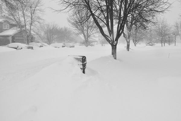 Winterscapes around Mundelein. by GeneGabry by GeneGabry