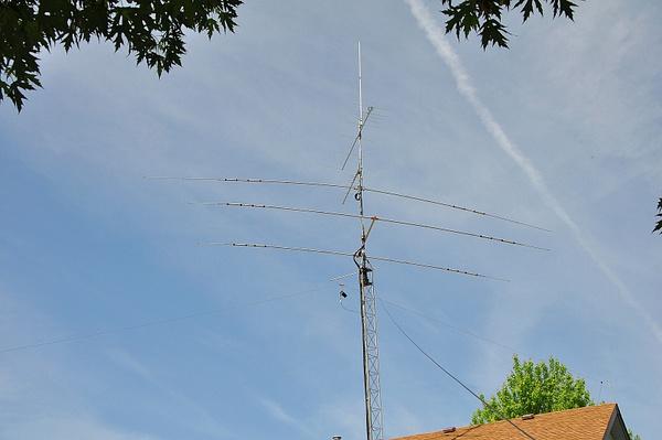 N9TF Antennas May 25th 2014 009 copy by GeneGabry