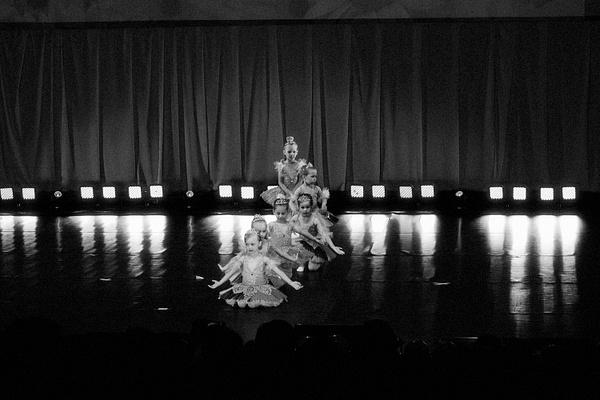 Balet_BW by IrinaPastukhova