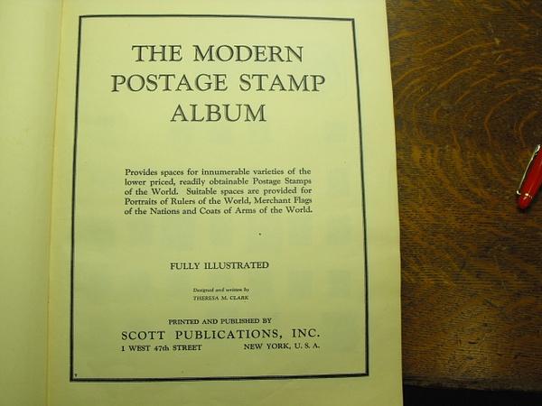 Modern Album by JohnBrewer