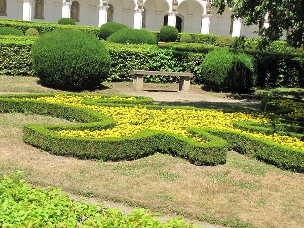 Česko (Csehország), Kroměříž, Květná zahrada,...