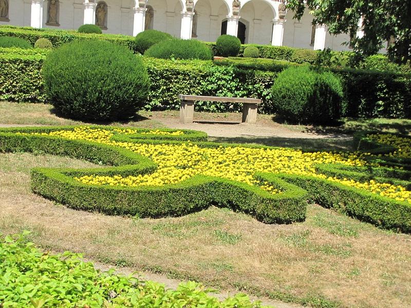 Česko (Csehország), Kroměříž, Květná zahrada, SzG3