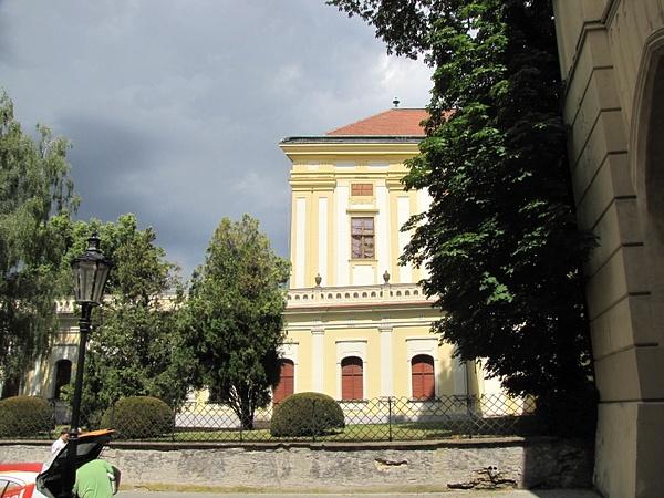 Česko (Csehország), Kroměříž, Arcibiskupský...