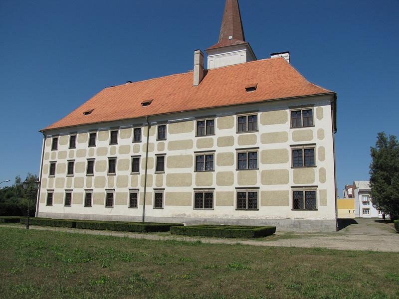 Česko (Csehország), Chropyně, SzG3