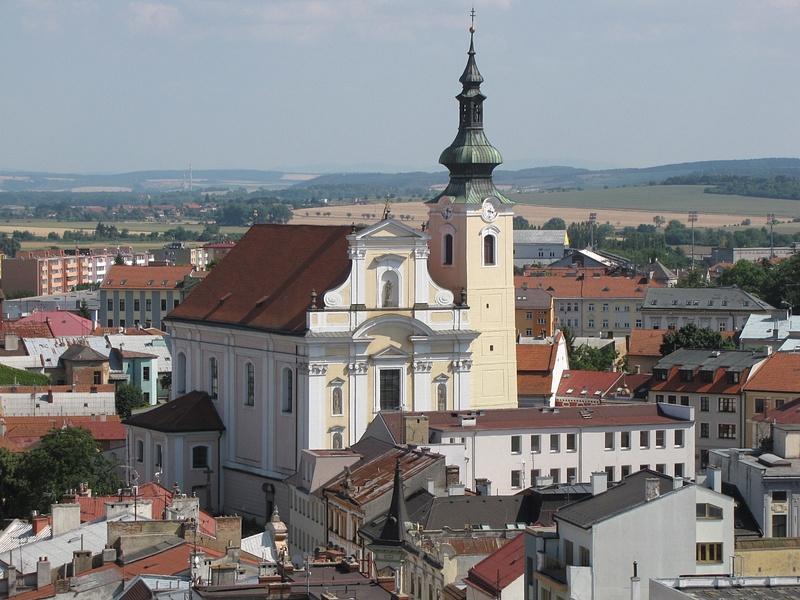Česko (Csehország), Kroměříž, SzG3