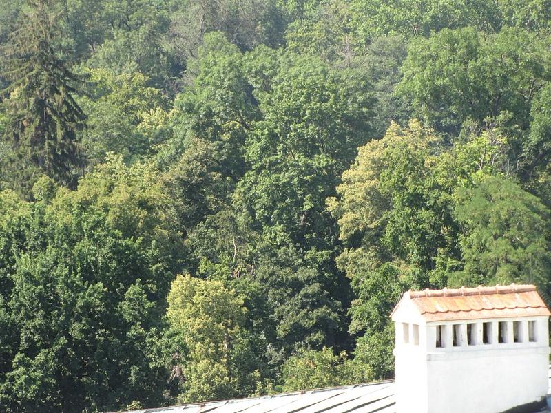 Česko (Csehország), Kroměříž, Arcibiskupský zámek, Podzámecká zahrada, SzG3