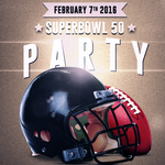 SuperBowl 50 Party 2016