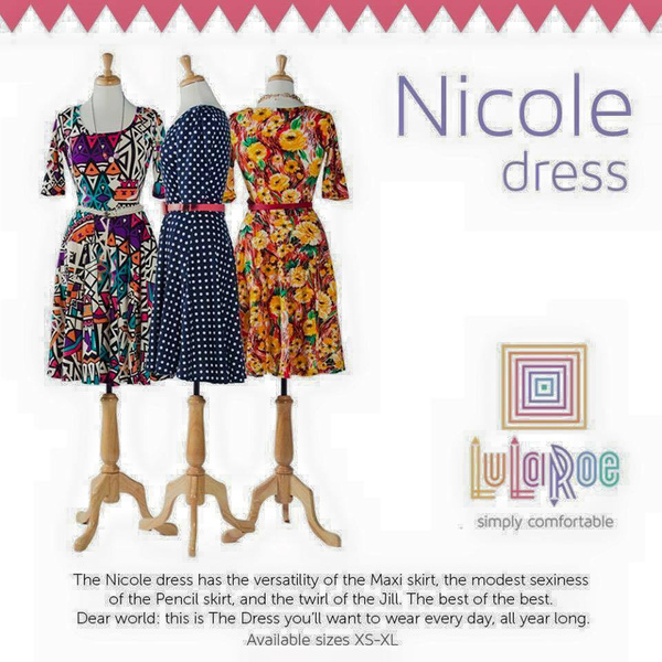 Nicole - $48 by Tommie Dawson