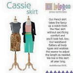Cassie Skirt - $35