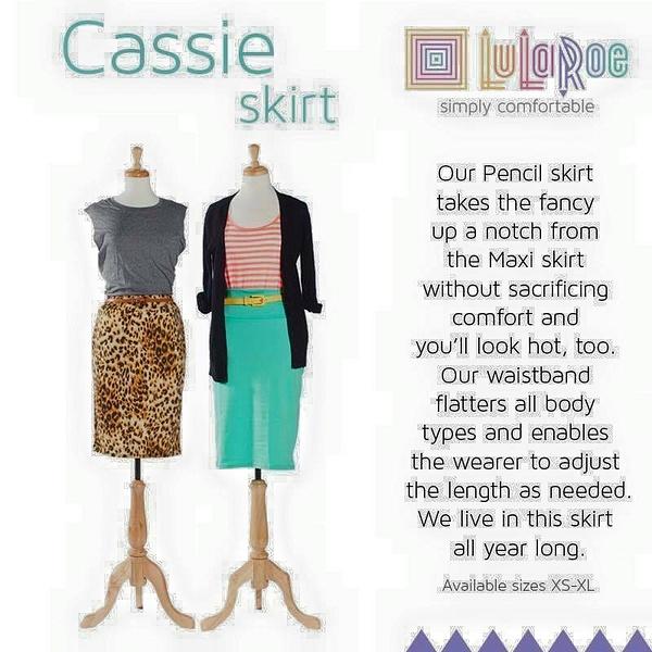 Cassie Skirt - $35 by Tommie Dawson