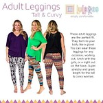 Tall & Curvy Leggings