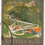 Latvia stamps