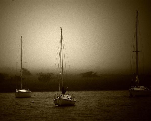 Morning_Mist by LensCraft