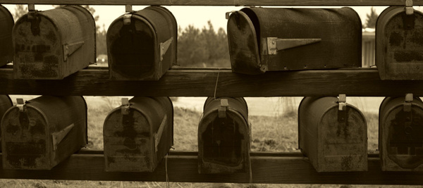 US_Mail by LensCraft