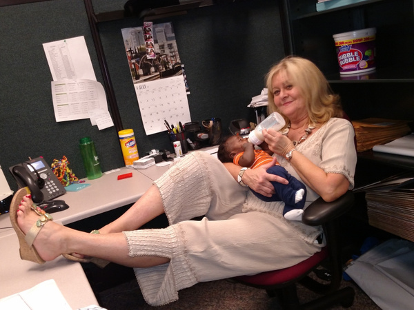 7/22/16 - Latoya Brinson's Baby Shower & 9/14/16...