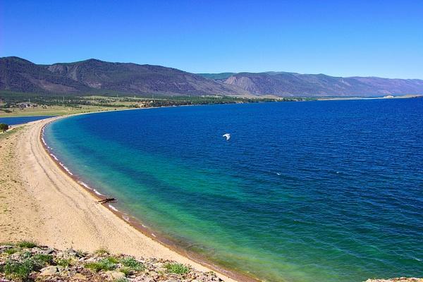 Lake Baikal. Kurma (53.180046, 106.965377) by kaltphoto