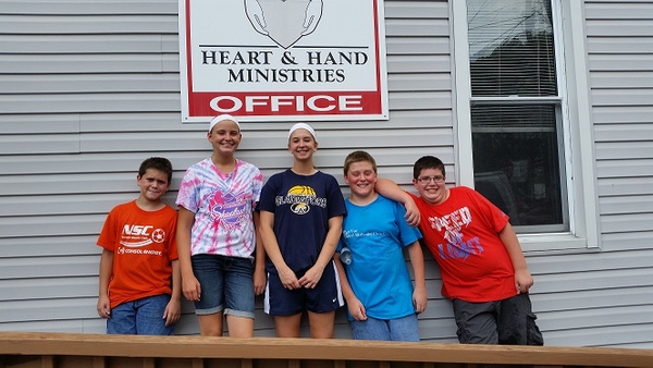 PVUMC Youth Group 4 2016 by PortVue UMC