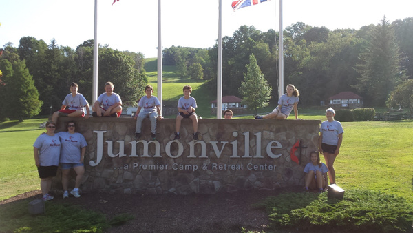 PVUMC Youth Group, Jumonville 2016 by PortVue UMC