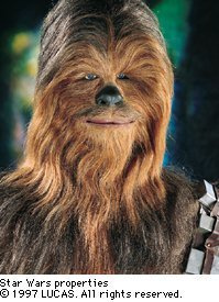 chewie by AndrewTaylor
