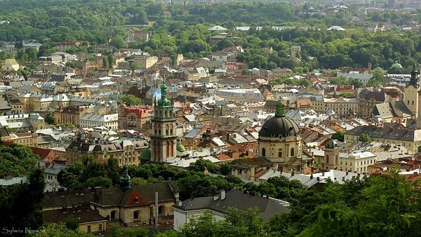 Ukraine - Cities by Sylwia Nowak