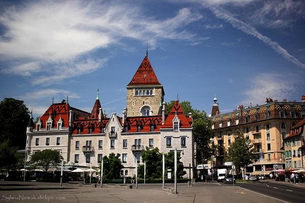 Geneva & Lausanne, Switzerland by Sylwia Nowak