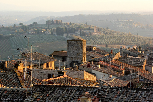 Small Town and Charming Villages - Italy by Sylwia Nowak