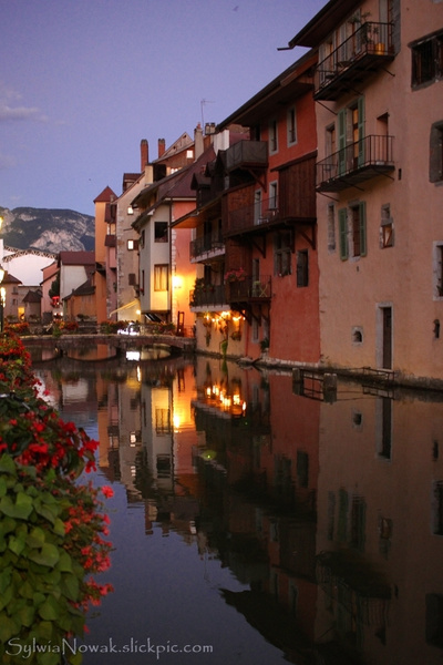 Annecy, France by Sylwia Nowak